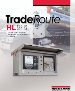 TradeRoute Onboard Scales